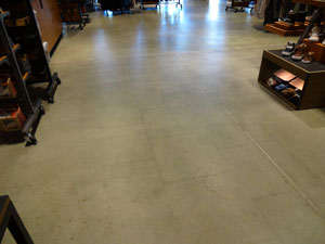 Awesome Retail Store Benefits From Low Maintenance, High Performing Flooring System