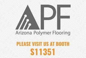 Join APF at World of Concrete!
