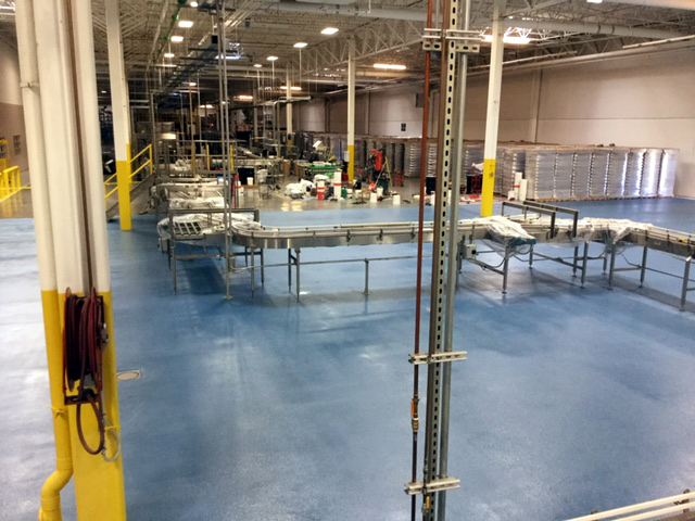 Project Profile: New Flooring System for Canning Company Stands Up to Tough Environmental Demands