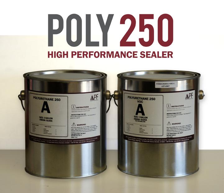 Polyurethane 250 Arizona Polymer Flooring