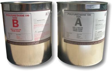 Polyurethane 100 VOC