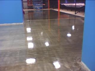 Decorative Flooring System For Trampoline Park Apf Epoxy