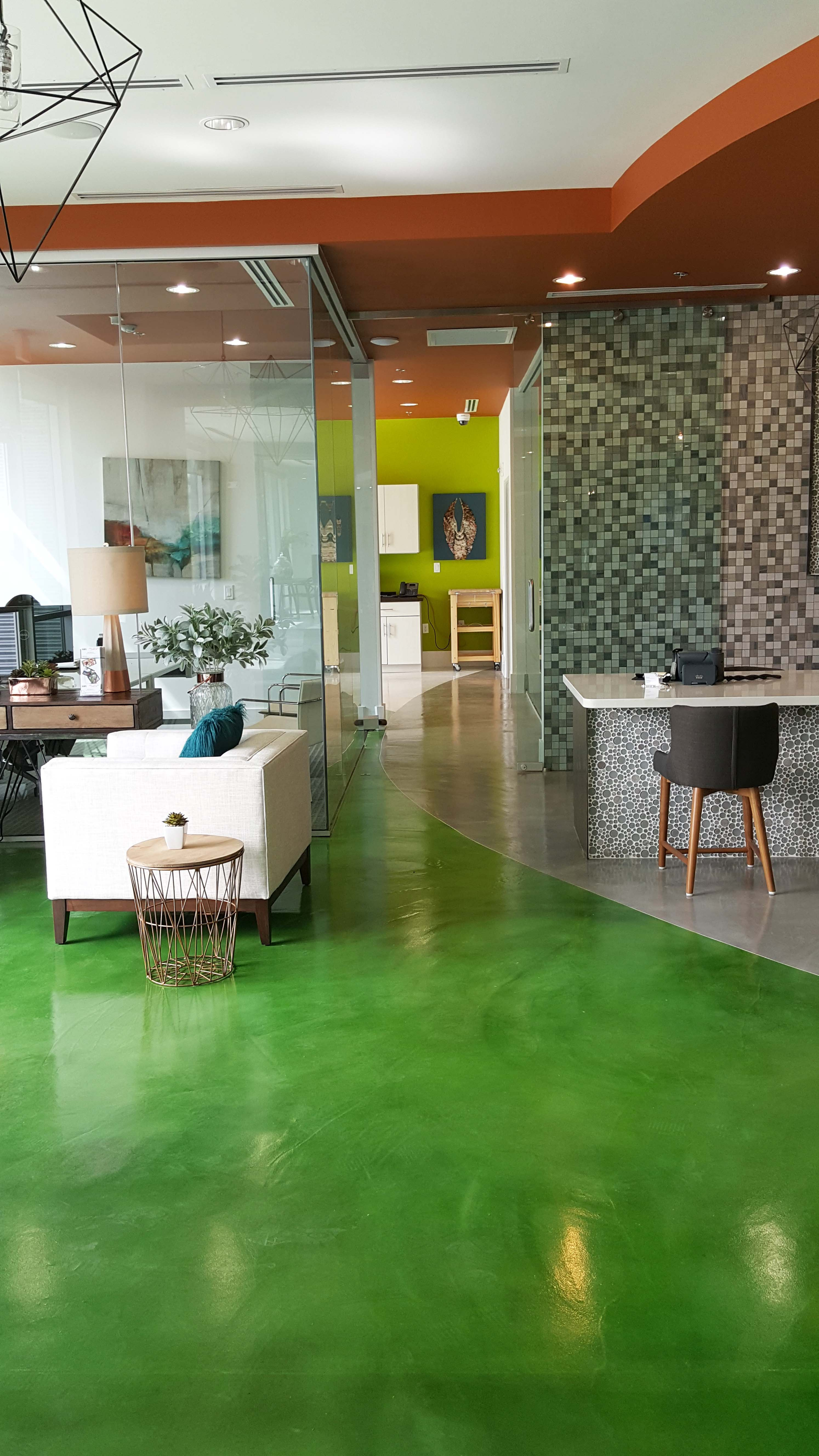 Flooring Installation for Trendy, Art Deco Apartment Complex Exceeds Tight Turnaround Expectations