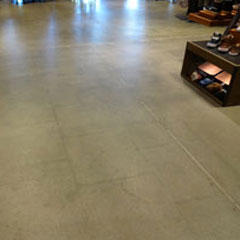 Retail Store Benefits from Low-Maintenance, High-Performing Flooring System